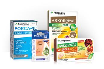 Brands-Arkopharma