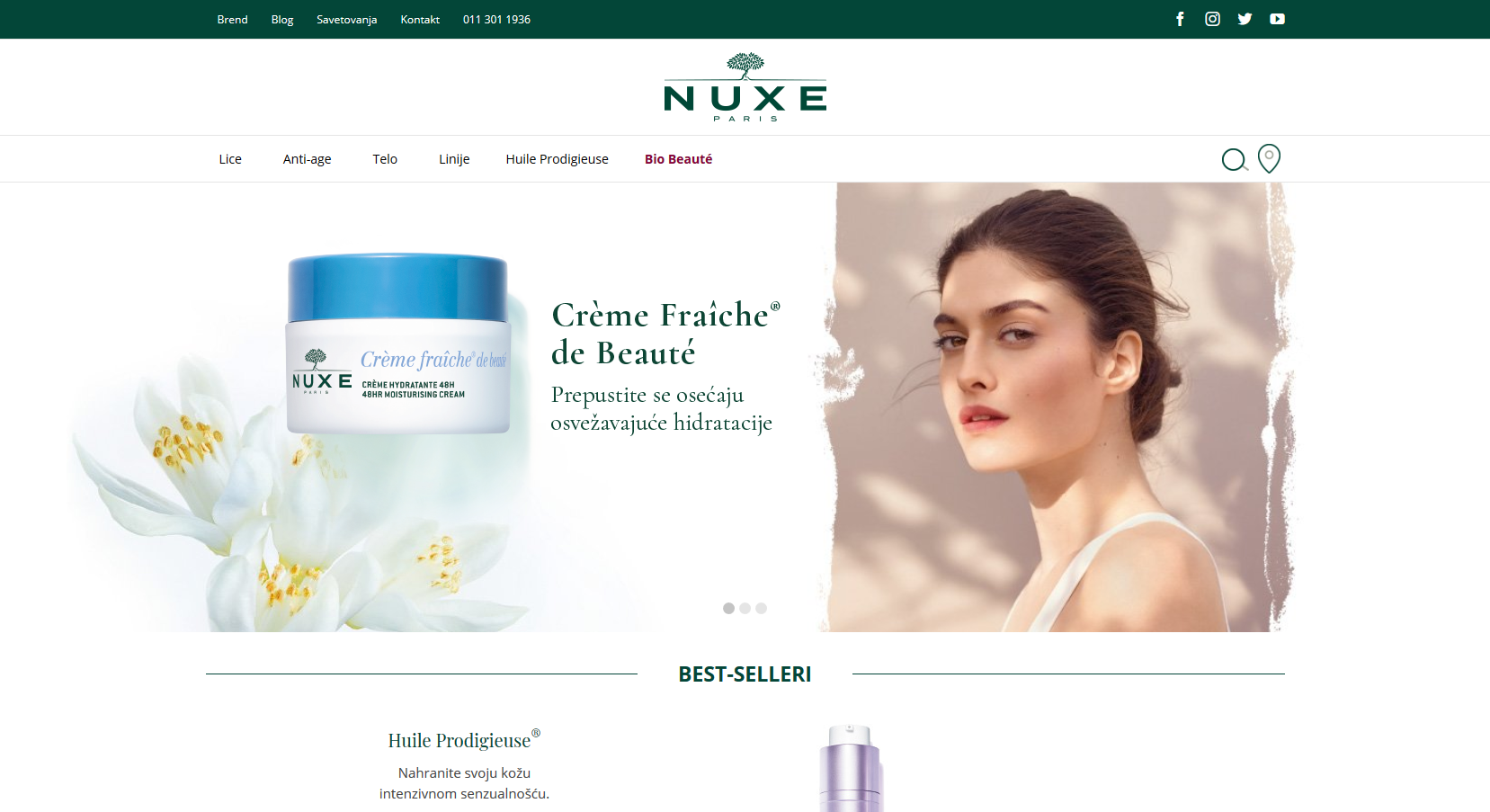 Nuxe SRB